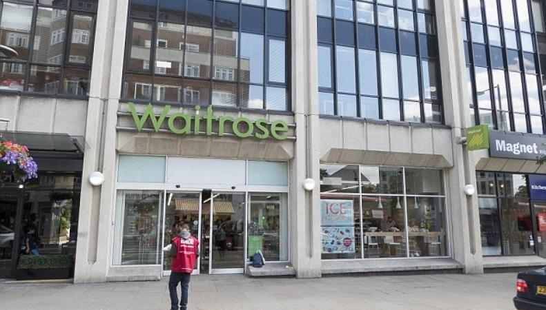 Сеть Waitrose ограничила доступ к бесплатным кофемашинам фото:dailymail.co.uk