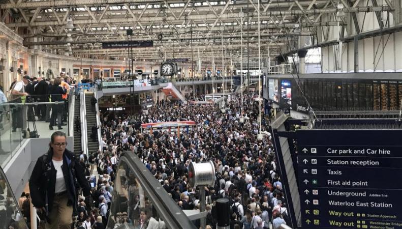 Железнодорожные проездные билеты в Великобритании подорожают на сотни фунтов    фото:standard.co.uk