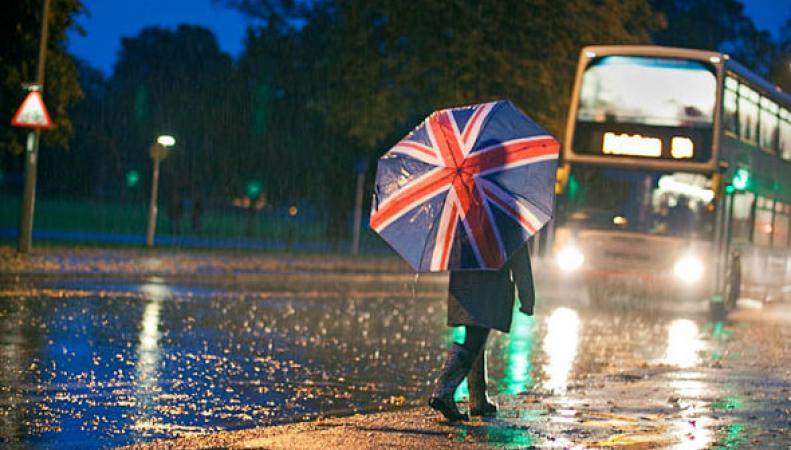 Британские синоптики отменили оптимистичный прогноз на Рождество