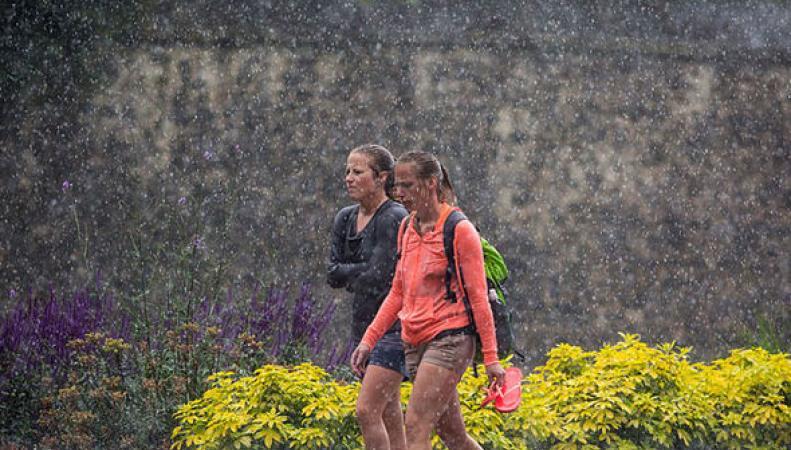 Среднесрочный прогноз погоды: Угроза наводнения в ряде районов Англии фото:express.co.uk