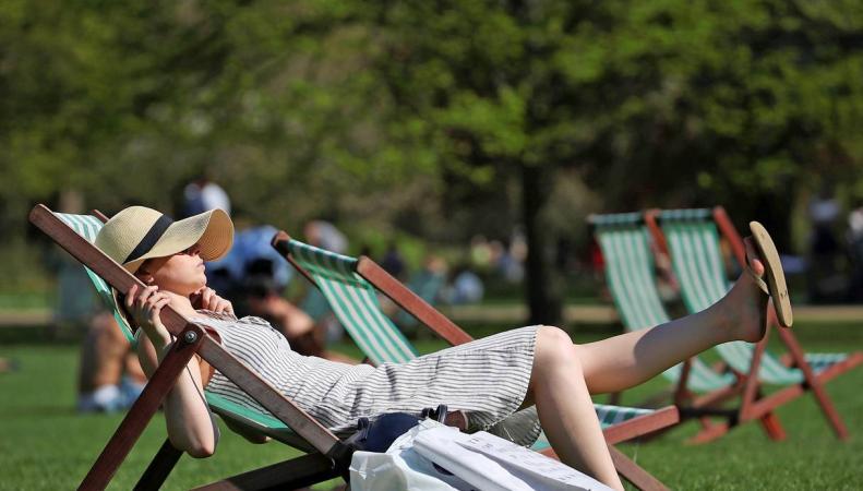 Синоптики ожидают новый температурный рекорд на юго-востоке Англии