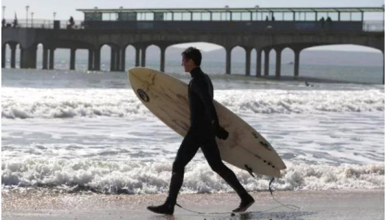 В Великобритании зафиксирован пятилетний температурный рекорд