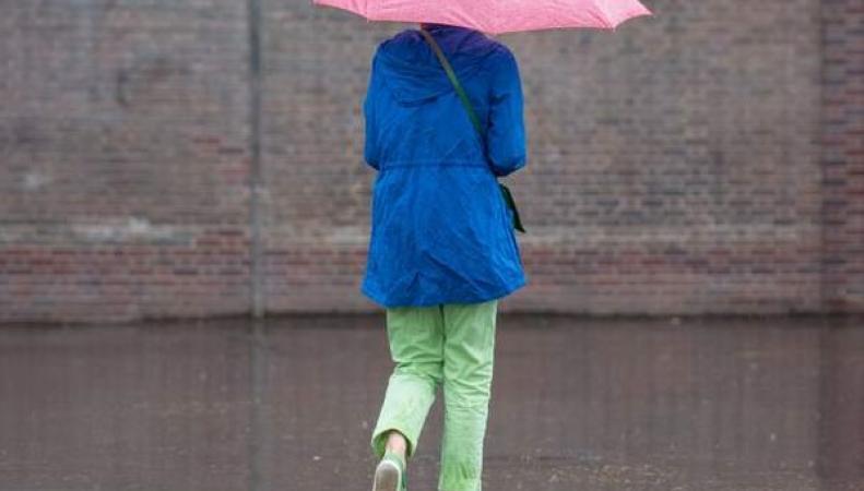 Температура воздуха в Лондоне упала до двухмесячного минимума