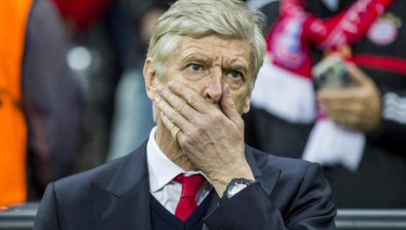Арсену Венгеру грозит увольнение после разгромного поражения «Арсенала» фото:standard.co.uk