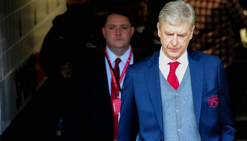 Футбольный клуб Arsenal расстанется с Венгером