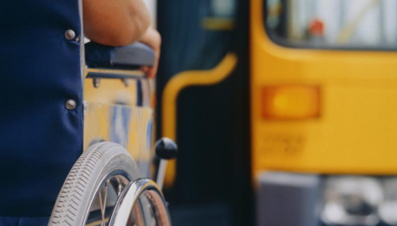 В Лондоне решен спор между инвалидами и родителями с колясками о приоритетном проезде в автобусах фото:metro.co.uk