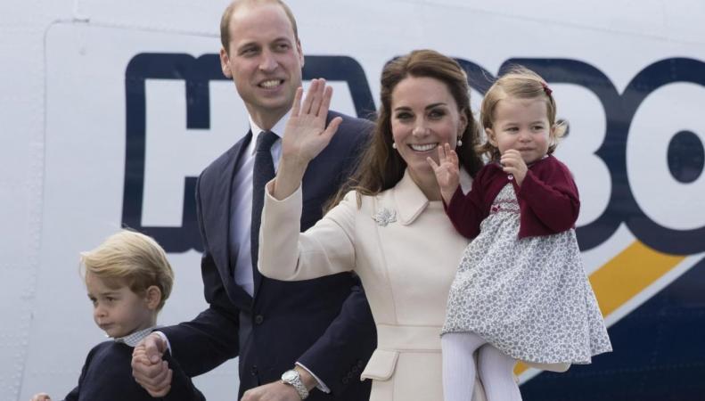 Супруги Кембриджские отправятся в европейское турне вместе с детьми