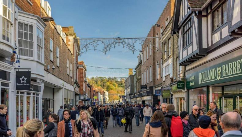 Назван лучший город для жизни в Великобритании фото:independent.co.uk