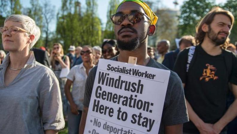 МВД Великобритании признает права «поколения Виндраш» и их потомков