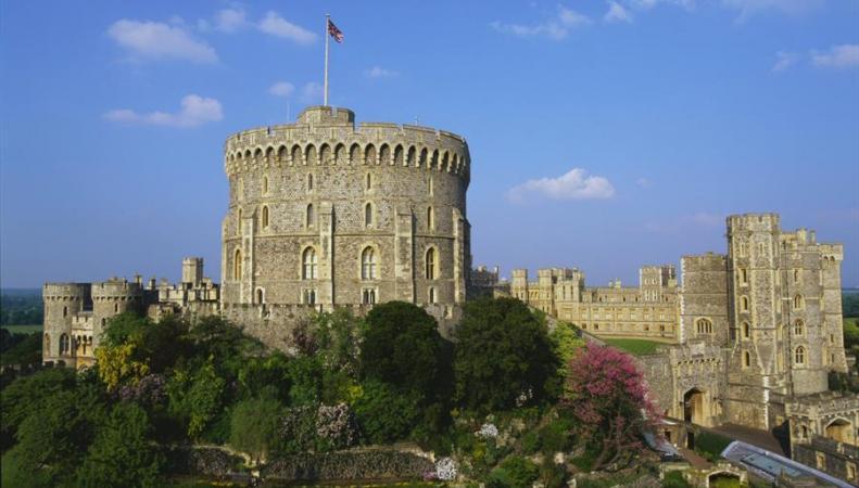 Виндзорский замок: 7 фактов о месте венчания принца Гарри и Меган Маркл