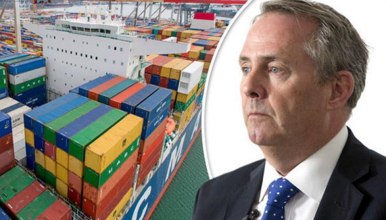 Великобритания восстановит свое место во Всемирной торговой организации фото:express.co.uk