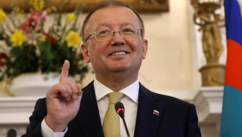 Посол России в Лондоне дал пресс-конференцию по делу Скрипаля