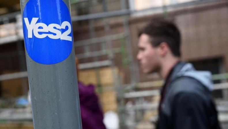 Вопрос нового референдума о независимости Шотландии может быть переформулированa фото:independent.co.uk