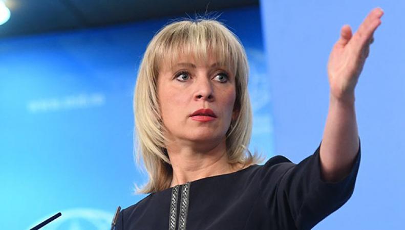 Захарова пошутила о судьбе кошки, сбежавшей из дома Скрипаля
