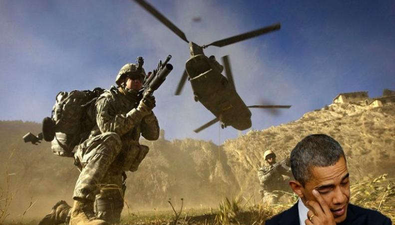 """США провалили """"сирийскую войну"""", - Times"""