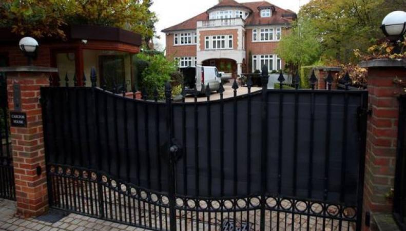 Особняк в Лондоне