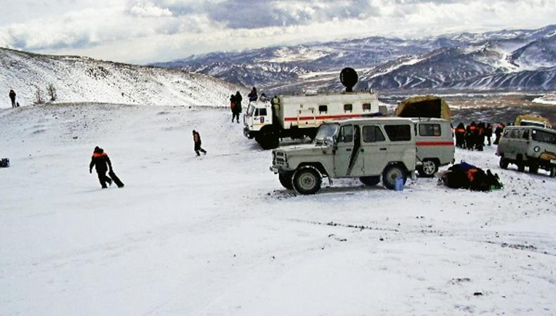 В горах Северной Осетии спасатели нашли тело пропавшего в 2013 году гражданина Великобритании
