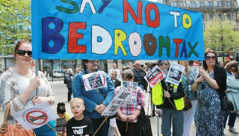 """Активисты движения """"Нет """"налогу на спальни"""""""