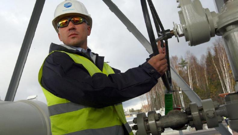 Газ в Великобритании