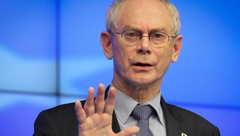 Евросоюз должен продолжить разработку санкций против РФ - Ван Ромпей и Кэмерон