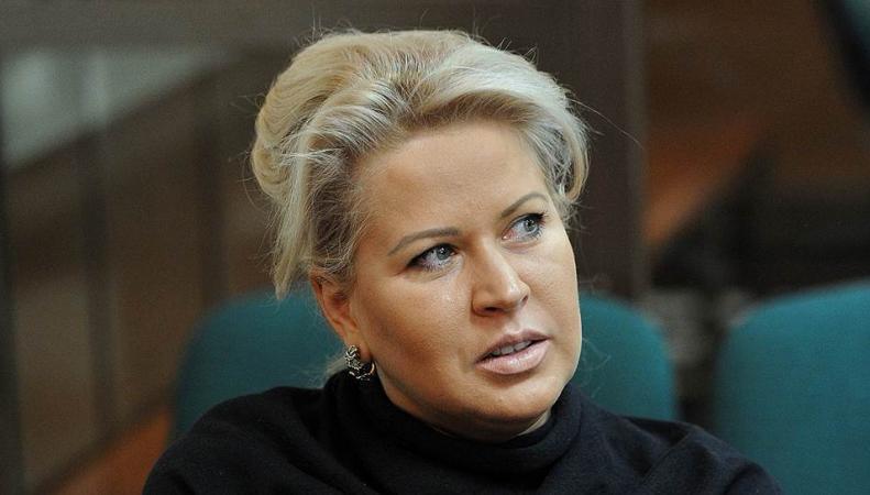 Евгения Васильева тратила средства казны на перелеты