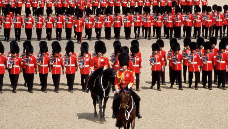 Гвардейцы королевы могут стать мишенью террористов