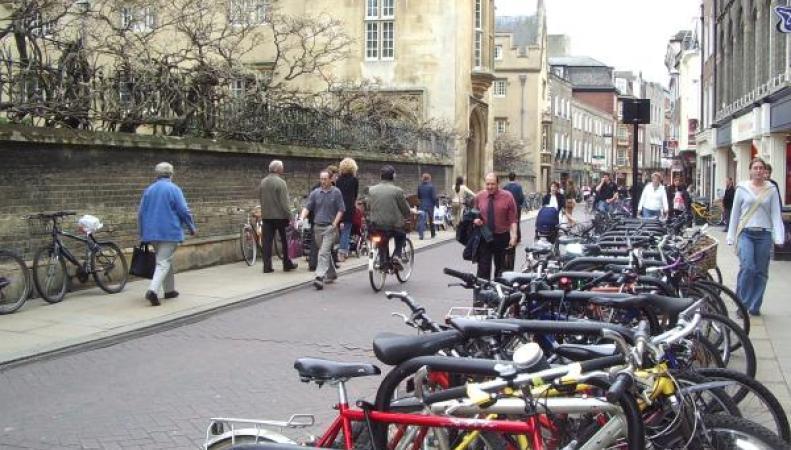 Велосипеды Лондона
