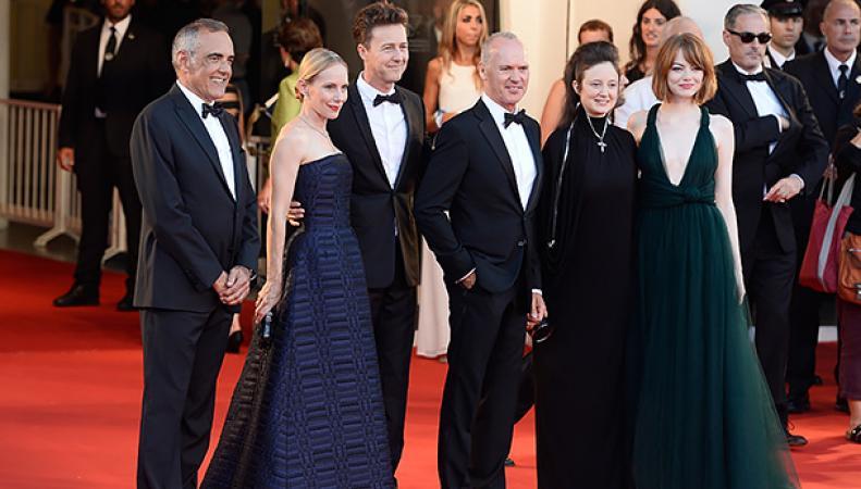 Звезды на открытии кинофестиваля в Венеции