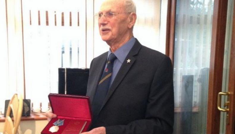 В российском посольстве ветеранам Северных конвоев вручили награды