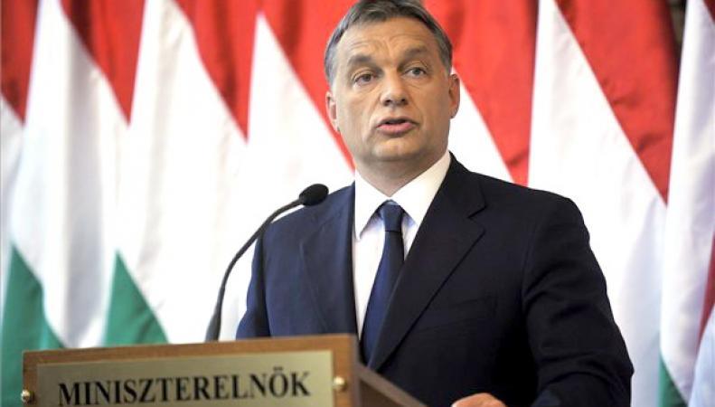 """Виктор Орбан: Венгрия не откажется от проекта """"Южный поток"""""""