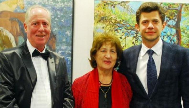 В Лондоне открылась выставка российских художников