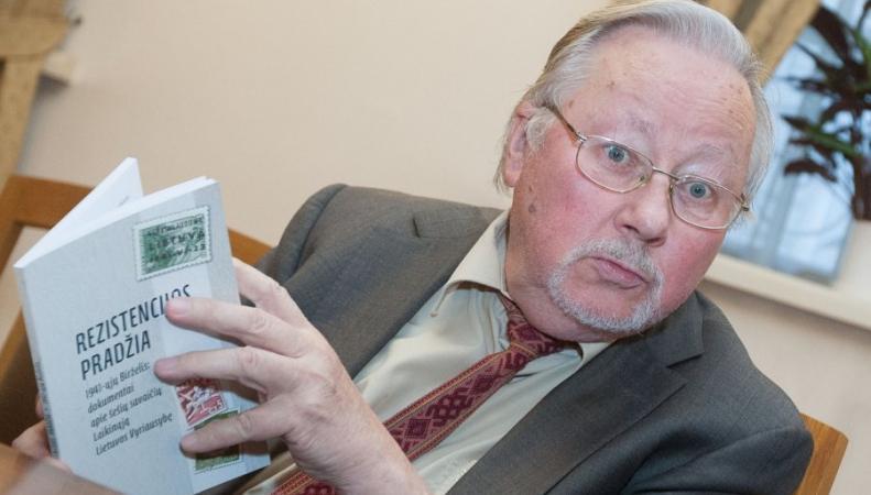 Экс-глава Литвы сомневается в Законность РФ как государства