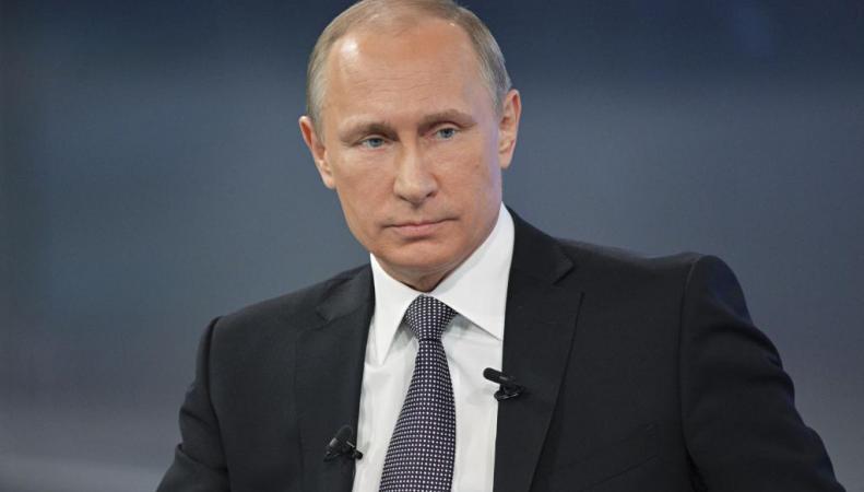 """О """"реальной"""" цели Путина в Сирии рассказал британский бизнесмен"""