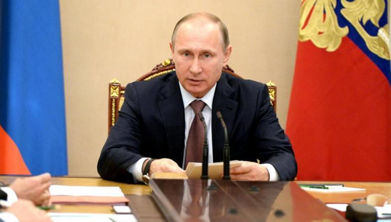 Владимир Путин обозначил задачи по укреплению нацбезопасности