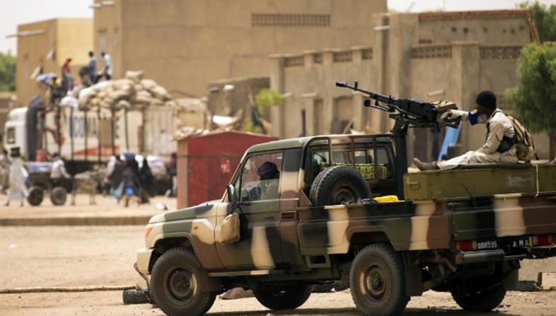 Власти Мали и представители трех группировок сепаратистов-таурегов подписали соглашение о перемирии