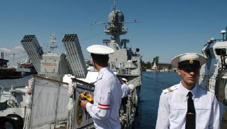 На международный военно-морской салон в Петербурге не пришел ни один иностранный корабль