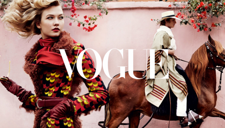 британское издание журнала Vogue
