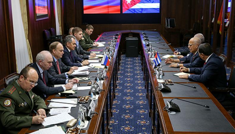 Россия собирается содействовать вооруженным силам Кубы в оснащении современной военной техникой