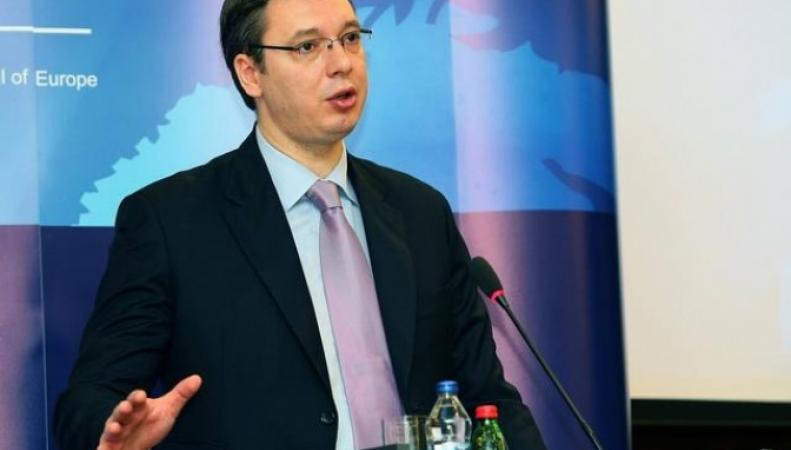 Премьер Сербии Александр Вучич: такие наводнения бывают раз в тысячелетие