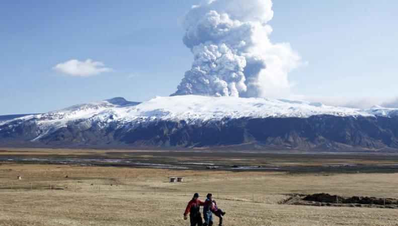 Вулкан Бардарбунга