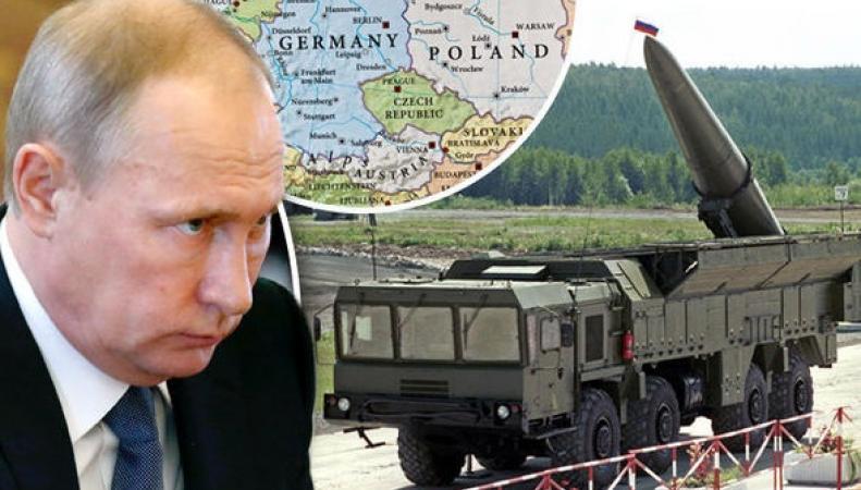 """Россия разместит """"Искандер"""" в самом сердце Европы"""