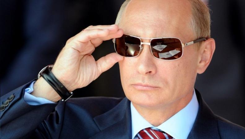 Путин стал новым супергероем Ирака и Сирии, - Daily Express