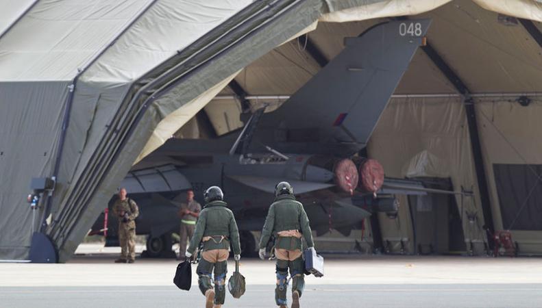 Британия опровергла приказ открывать огонь по российским самолетам в Сирии