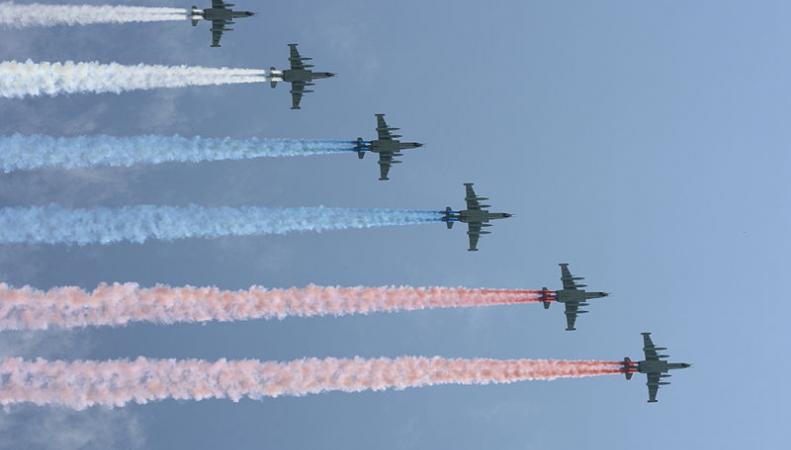 ВВС России в Сирии
