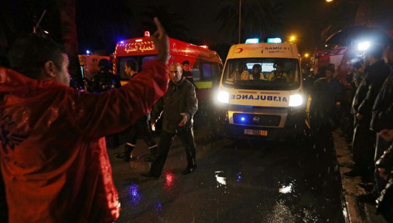 МИД России осудил теракт в столице Тунисской Республики
