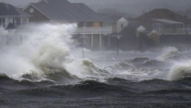 Ураган в Уэльсе