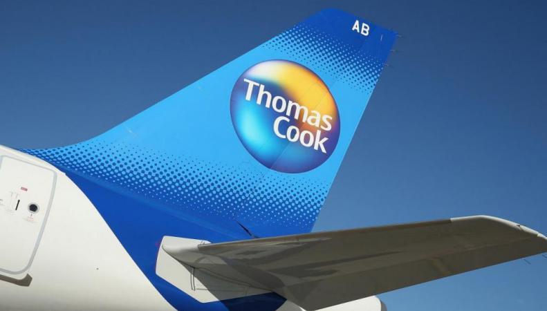 логотип Thomas Cook