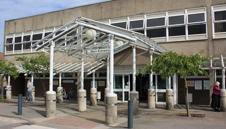 Больница William Harvey Hospital