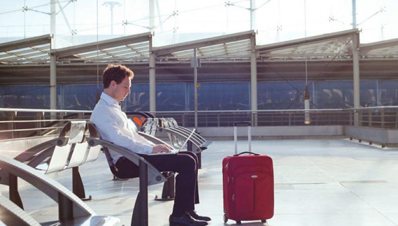 аэропорт Станстед
