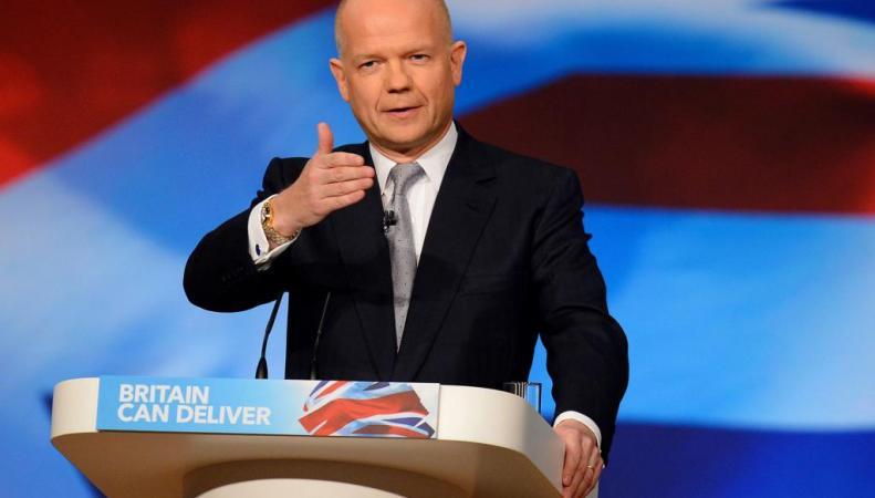Британский министр иностранных дел Уильям Хейг пригласил посла Египта в Лондон